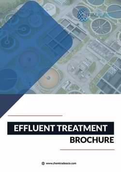 Chemtradeasia Effluent Treatment Chemicals Brochure PDF