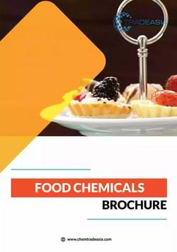 Chemtradeasia Food Chemicals Brochure PDF
