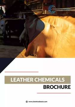 Chemtradeasia Leather Chemicals Brochure PDF