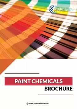 Tradeasia Int - Paint Chemicals Brochure